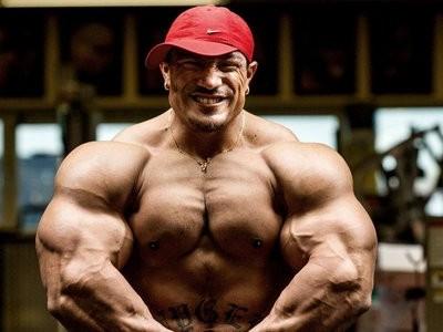 Рост мышц и спортивное питание