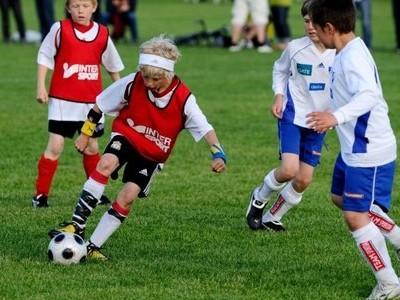 Детский футбол плюсы и минусы