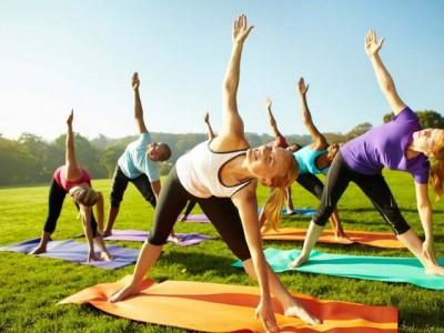 Нескучные фитнес тренировки