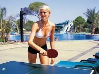 Худеем с помощью настольного тенниса