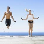 Кардио упражнения со скакалкой