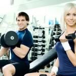 Как похудеть с помощью гантелей