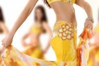 Пышные формы не помеха урокам танца