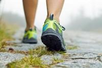 Ходьба пешком самый простой способ поддержания формы